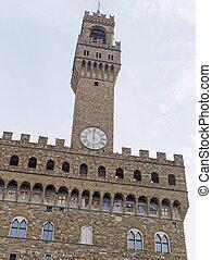 detail of palazzo lanzi