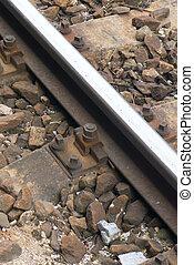 Detail of Rail