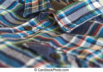 Detail of the shirt
