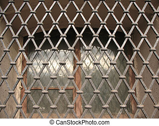 Detail of window grills