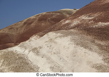 Detail, Painted Hills Unit, John Day National Monument