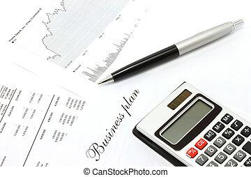 detail, povolání, úspěšný, znak, dražby, graf, korporační