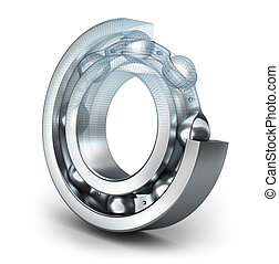 Detailed bearing design