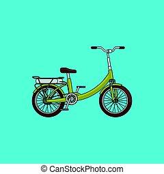 Detailed Bike Concept