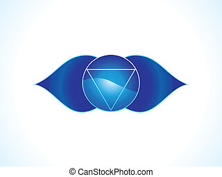 detailed brow chakra