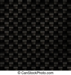 detailed carbon fiber - A detailed carbon fiber background...