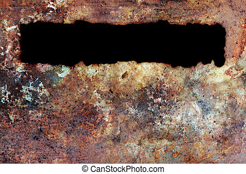 grunge texture with blank space