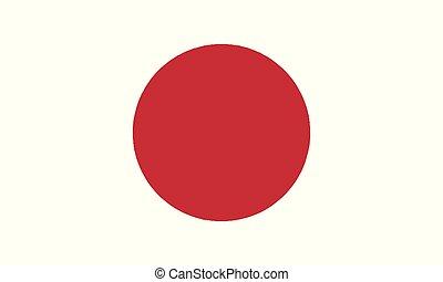 National Flag Japan