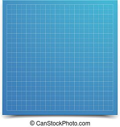 blueprint grid