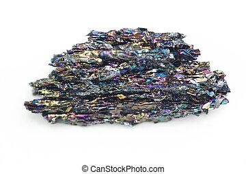Silicon carbide - detailed macro photo of Silicon carbide...