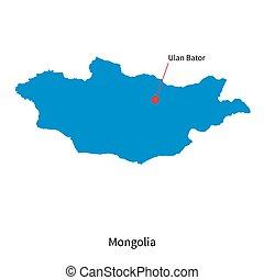 ulan bator mongolia ulan bator capital and the largest