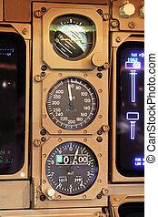 details aircraft cockpit