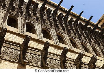 details moroccan architecture