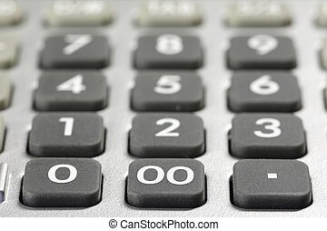 details of a desk-top calculator 02