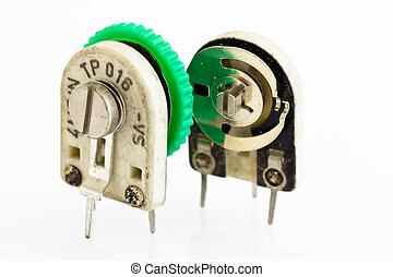details of a variable resistors, trimmer - ttwo precision...