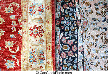 details of ancient persian rugs handmade textile frame
