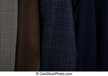 Details of Mens Suit Jackets and Sport coats