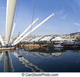old port of Genoa