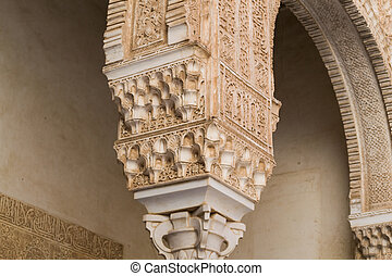 Details of the Alhambra