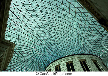 British Museum - details of the British Museum of human...