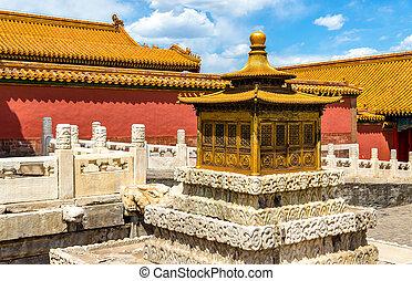 Details of the Forbidden City - Beijing