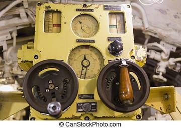 interior diesel submarines