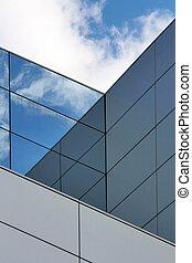 detalhe, arquitetônico