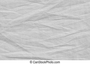 detaljerad, skrynkligt, jeans, lysande, närbild, bomull, kanfas, säckväv, tyg, utrymme, chinos, årgång, rustik, bakgrund, vit, struktur, diagonal, grå, twill, strukturerad, horisontal, avskrift, naturlig, lappa, linne, mönster