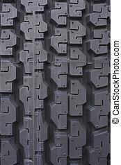 detalle, neumático