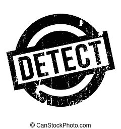 Detect rubber stamp