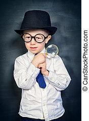 detective boy