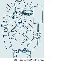 Detective Doodle
