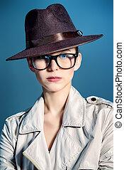 detective lady