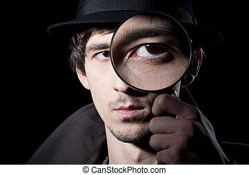 detective, particulier