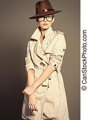 detective style