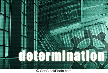 Determination Futuristic as a Art Abstract Background