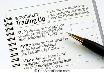 Determine the amount of mortgage we can afford
