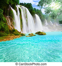 detian, vattenfall