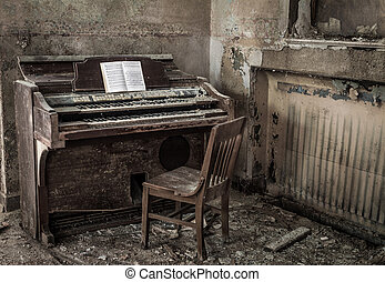 Detroit Abandoned Church - Abandoned Building