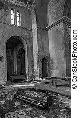Detroit Abandoned Church