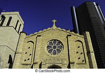Detroit church