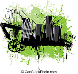 Detroit Grunge Scene