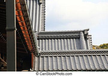 Decorativo giapponese tetto tradizionale shinto for Architettura tradizionale giapponese