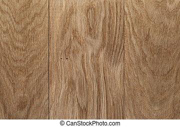 dettagliato, naturale, quercia, struttura, alto, tavola