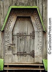 deur, negen