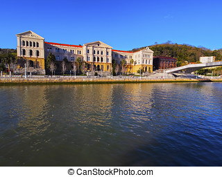 Deusto University in Bilbao - The University of Deusto in...