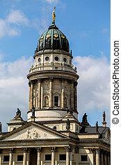 Deutscher dom in Berlin, Germany