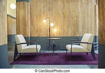deux, chaises