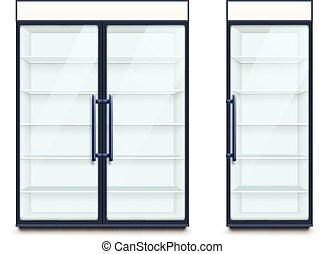 Porte deux r frig rateur - Refrigerateur deux portes ...
