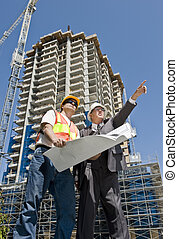 Developer and Foreman - Developer and construction foreman ...